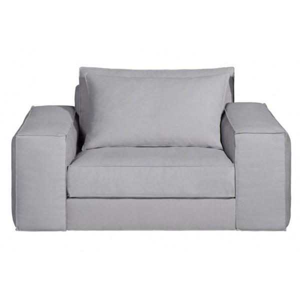 Canapé / fauteuil XXL Chamonix 162 cm HOME SPIRIT