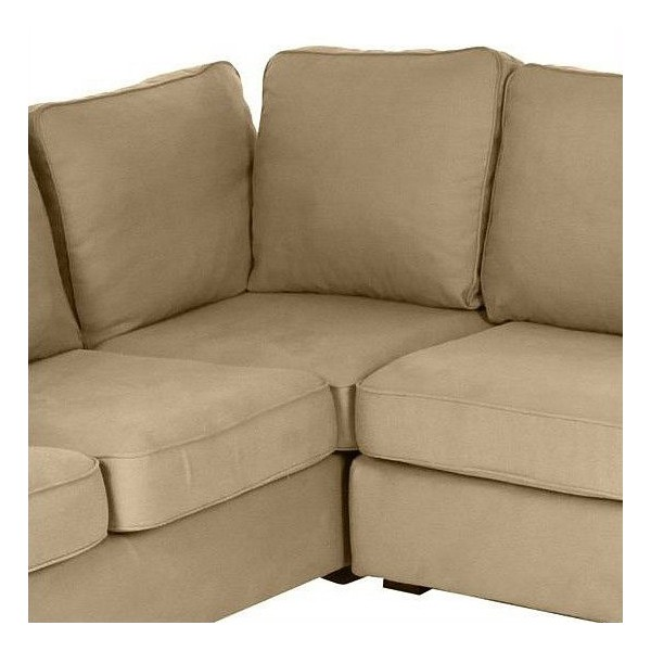 Canapé d'angle Charlotte HOME SPIRIT