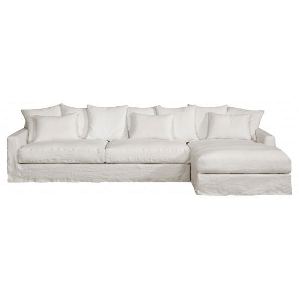 Canapé d'angle  HOME SPIRIT Biarritz 303 cm