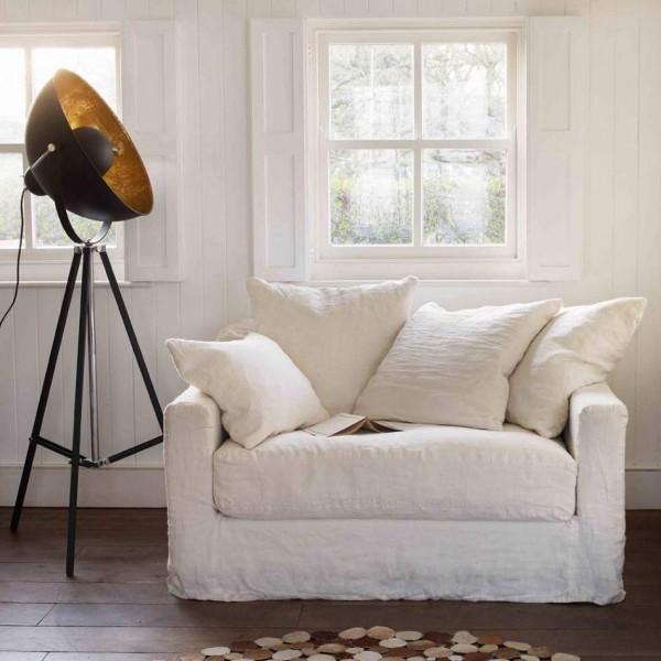 Canapé / fauteuil XL HOME SPIRIT Biarritz 132 cm