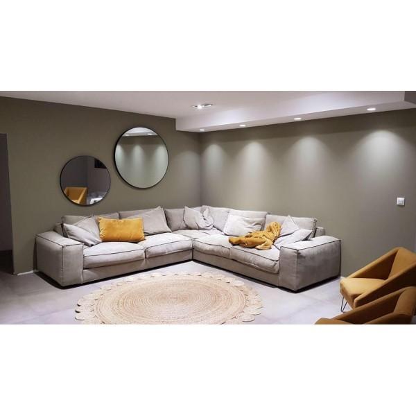 Canapé d'angle Chamonix  336 cm HOME SPIRIT