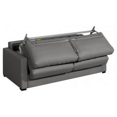 Canapé Osman 4 places 206 cm convertible Gd Confort HOME SPIRIT