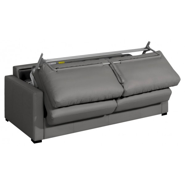 Canapé Osman 2 places 166 cm convertible Gd Confort HOME SPIRIT