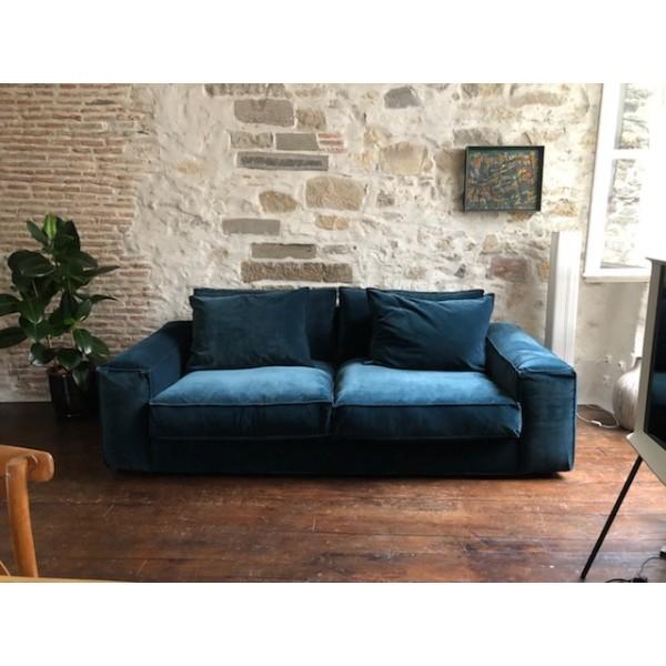 Canapé Chambord 3 places 223 cm HOME SPIRIT