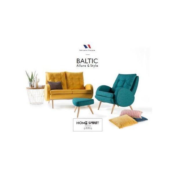 Fauteuil Baltic 67 cm HOME SPIRIT