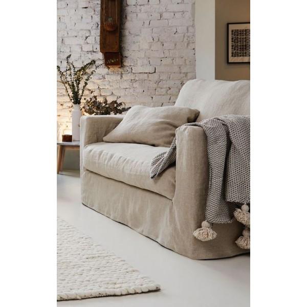 Canapé / fauteuil XL HOME SPIRIT Biscarrosse 132 cm
