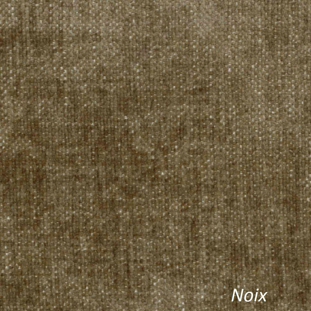3-Bubble-noix-marron-polyster/polyacrylique/viscose