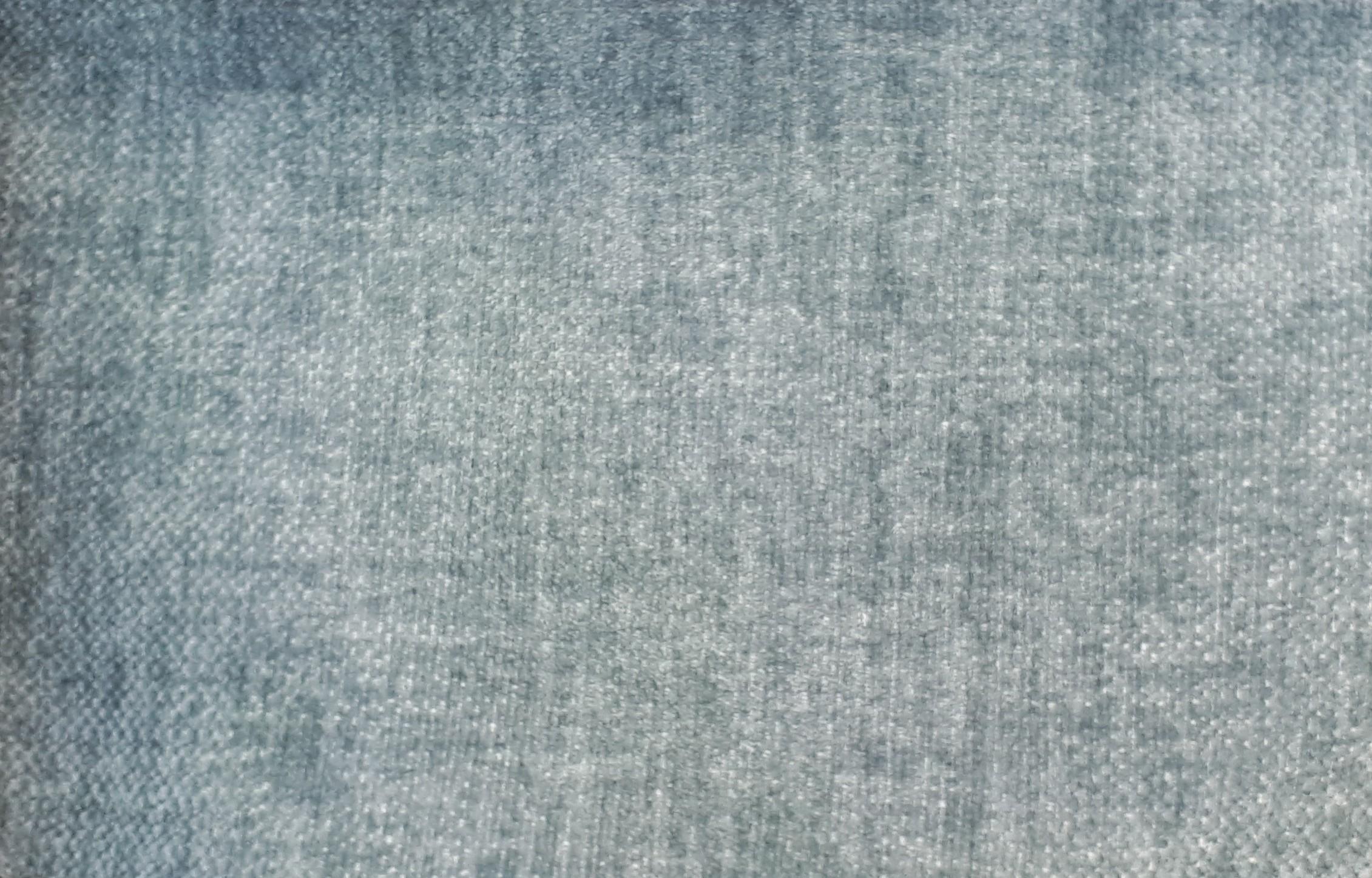 3-Bubble-eucalyptus-bleu vert-polyster/polyacrylique/viscose